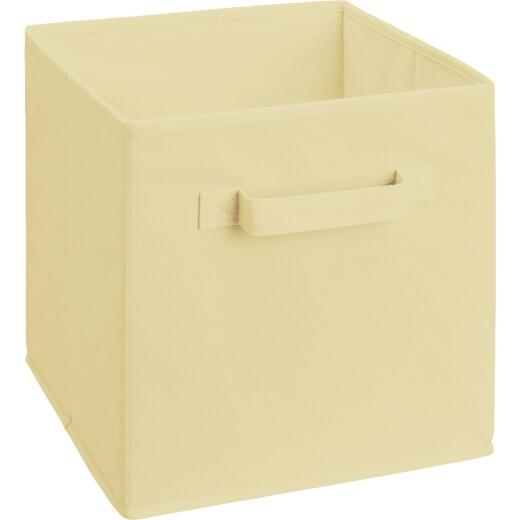 ClosetMaid Cubeicals 10.25 In. W. x 11 In. H. Natural Fabric Drawer
