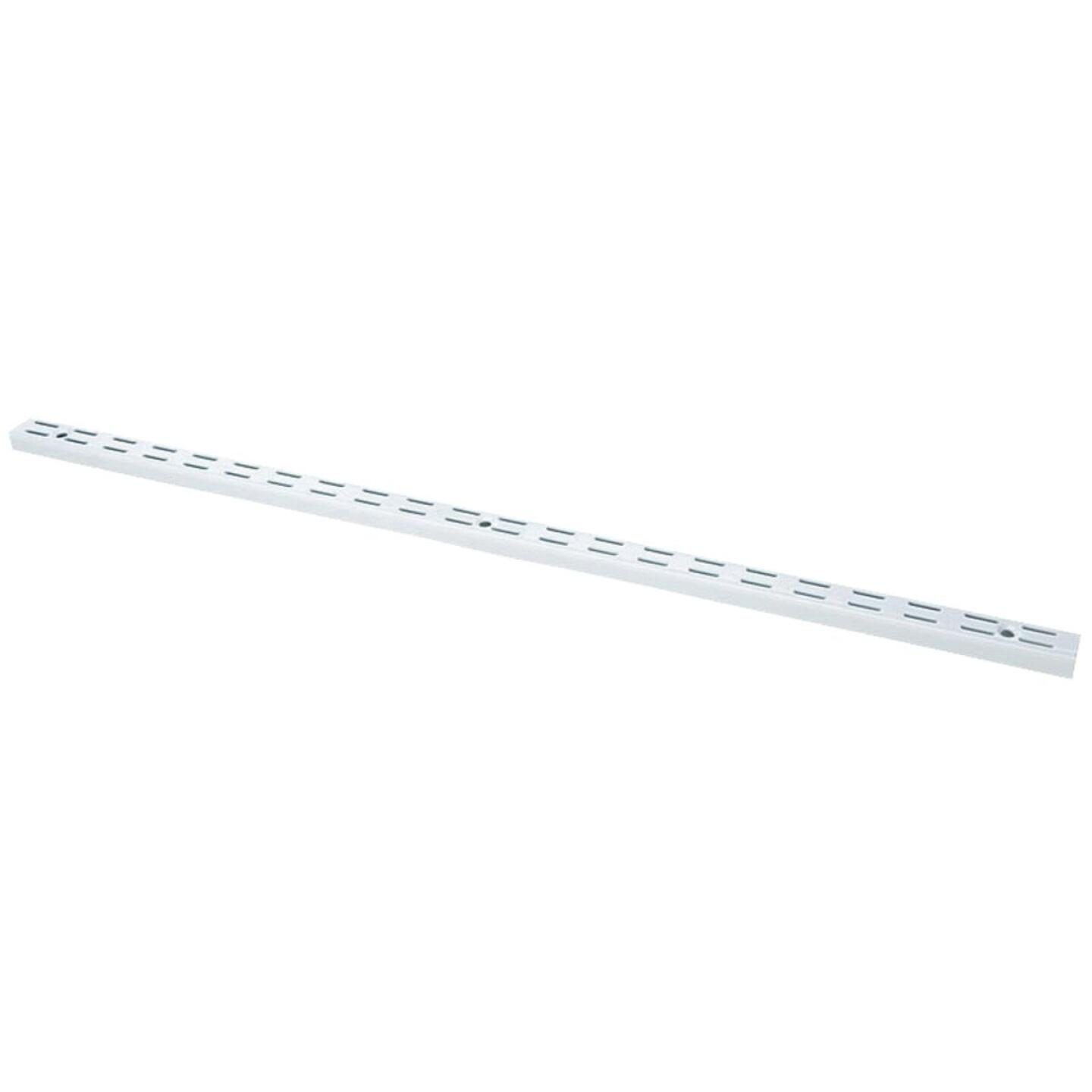 FreedomRail 78 In. White Standard Wall-Mounted Upright Image 1