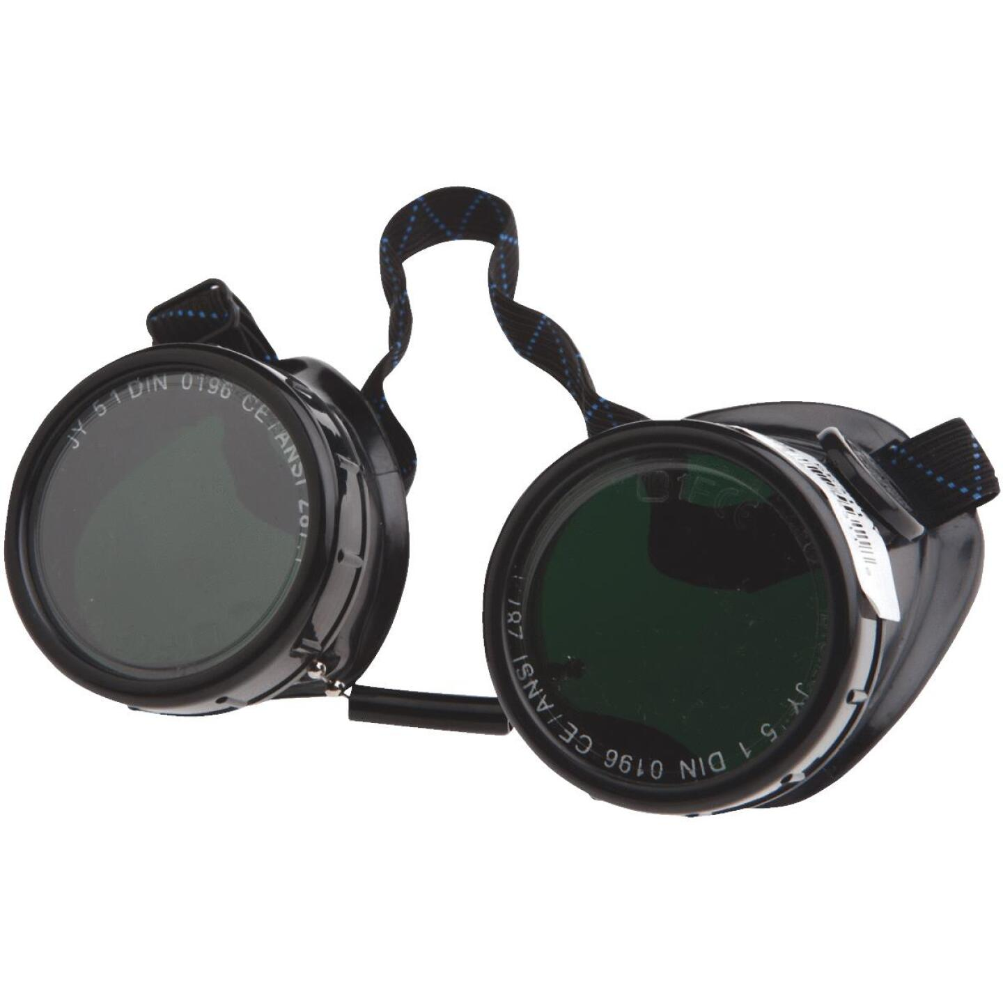 Forney Clear/Shaded Brazing & Welding Goggles Image 1