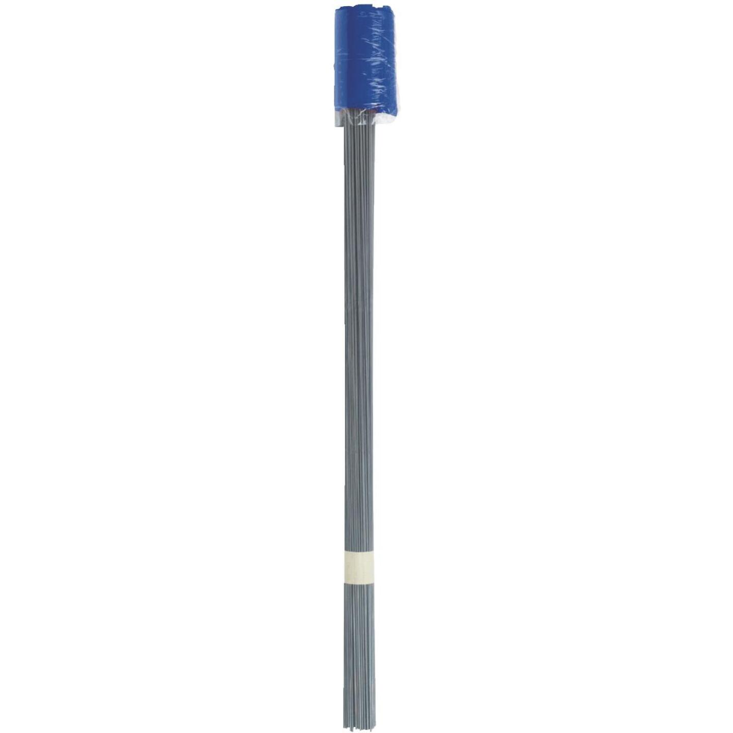 Empire 21 In. Steel Staff Blue Marking Flags Image 2
