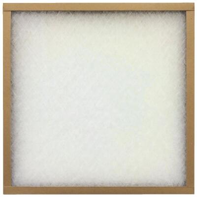 Flanders PrecisionAire 16 In. x 30 In. x 1 In. EZ Flow II MERV 4 Furnace Filter
