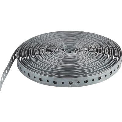 Jones Stephens 3/4 In. x 10 Ft. Galvanized Steel Pipe Strap