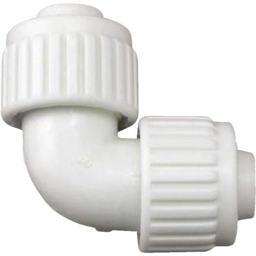 Flair-It 3/4 In. x 3/4 In. Plastic Compression PEX Elbow