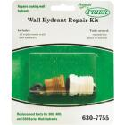 Prier Mansfield Style Service Parts Kit for Model No. 378/578 Series Wall Hydrants Image 1