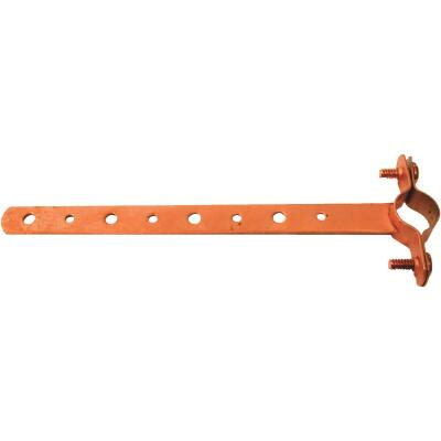 Jones Stephens Milford 1/2 In. x 6 In. Steel Pipe Hanger