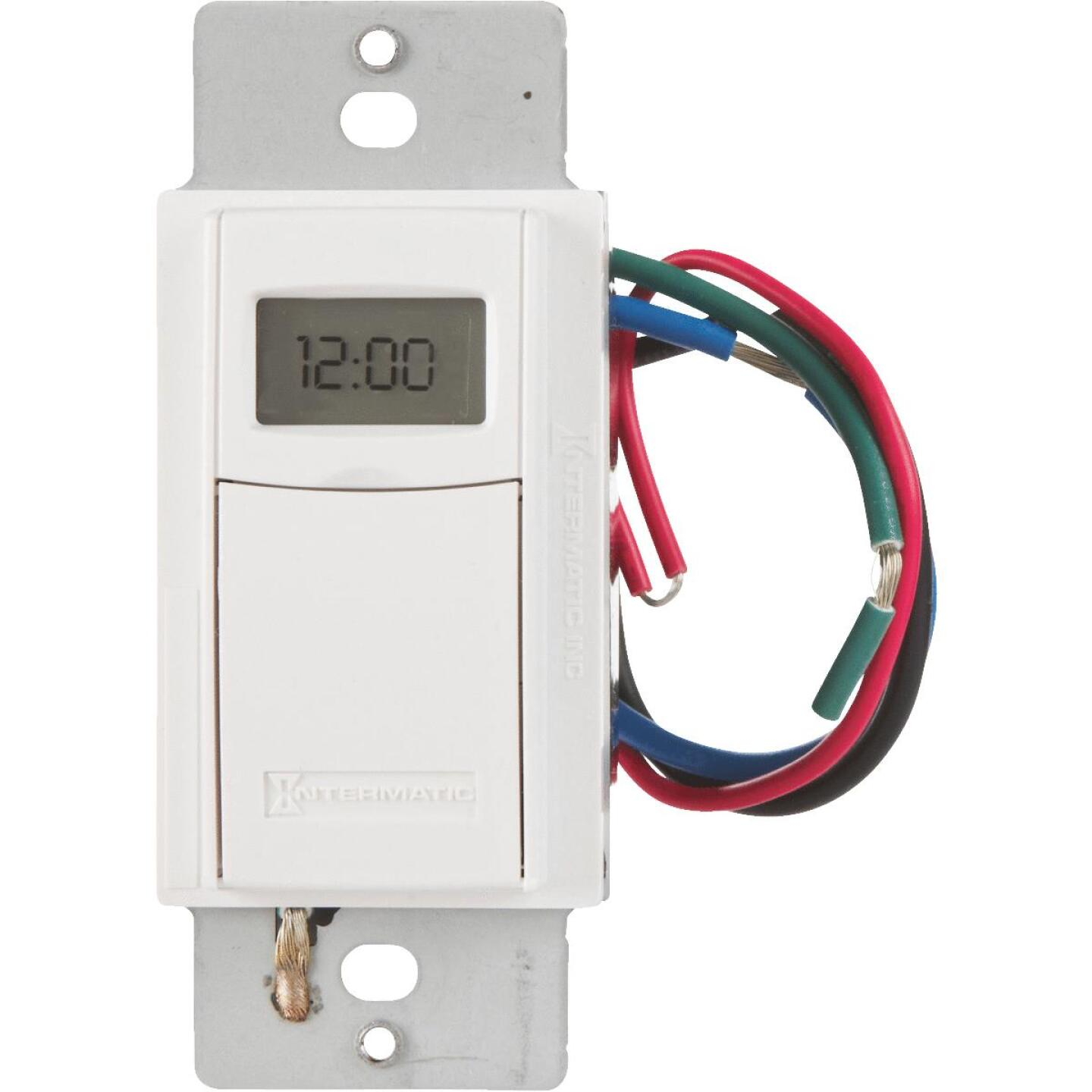 Intermatic 120V 15A 500W 24-Hour Timer Image 1