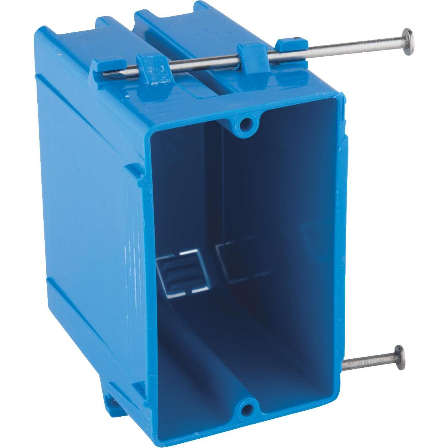 Carlon 1-Gang PVC Molded Wall Switch Box Image 2
