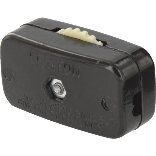 Leviton 3A/6A Brown Dial Cord Switch