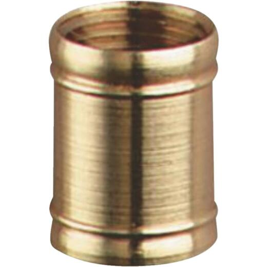Westinghouse Polished Brass Lamp Coupling (2-Pack)