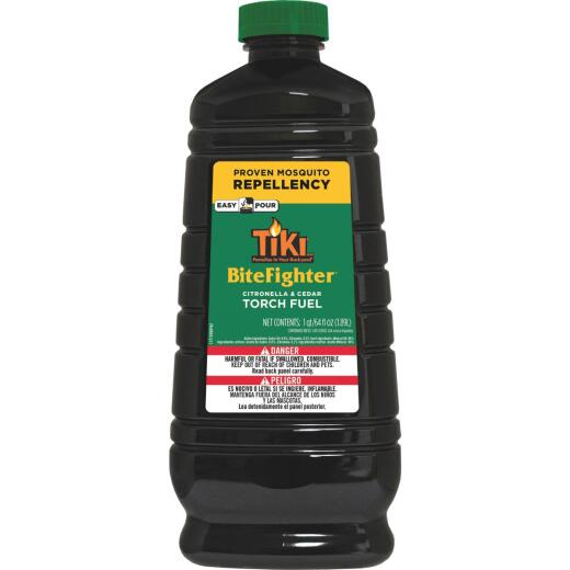 Tiki BiteFighter 64 Oz. Cedar & Citronella Torch Fuel