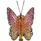 Outdoor Expressions 11.25 In. H. x 8 In. Dia. Butterfly Solar Light Image 7