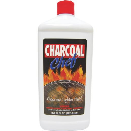 Charcoal Chef 32 Oz. Liquid Charcoal Starter