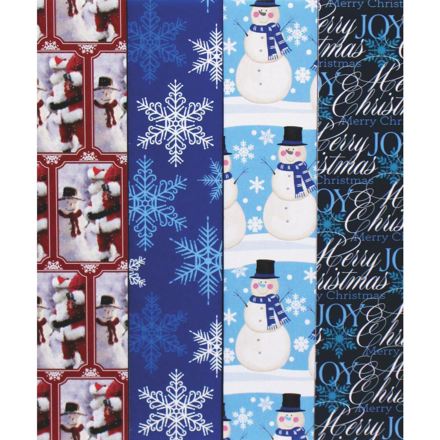 Impact Innovation Reflections 30 In. W. x 16 Ft. L. Gift Wrap Image 1